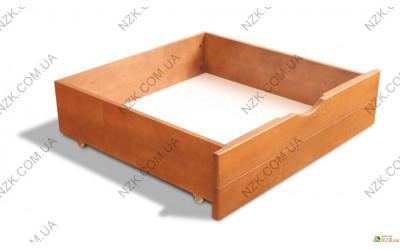 Большой ящик из ольхи